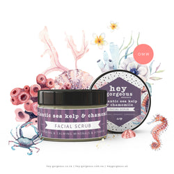 Atlantic Sea Kelp & Chamomile Facial Scrub