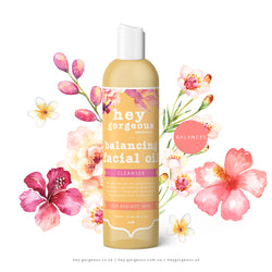 Balancing Facial Oil Cleanser