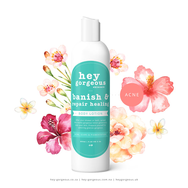 Banish & Repair Skin Healing Lotion