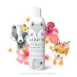 Bellaroo Strawberry Cleansing Gel