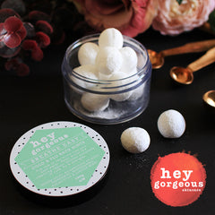 Breathe Easy Bath & Shower Mints - Hey Gorgeous