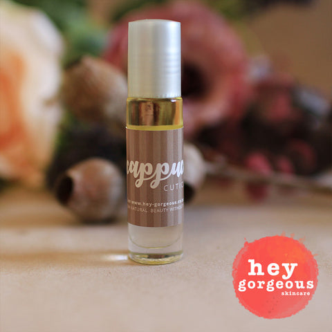 Cappuccino Cuticle Oil
