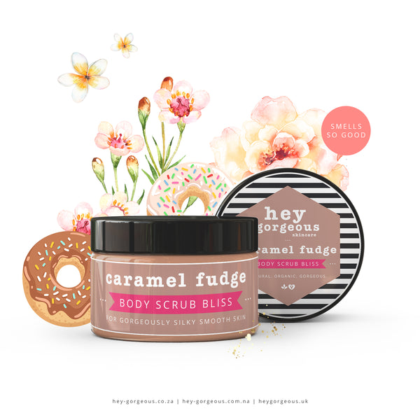 Caramel Fudge Body Scrub