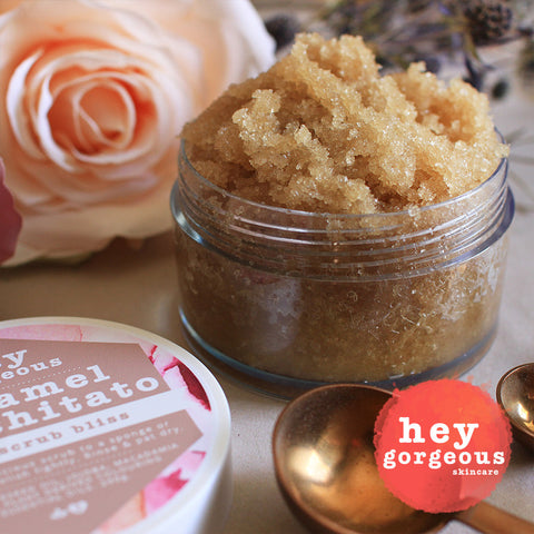 Caramel Macchito Body Scrub Bliss