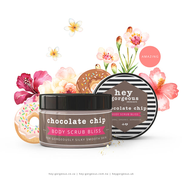 Chocolate Chip Body Scrub Bliss
