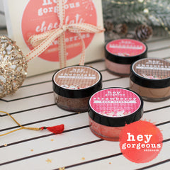 Chocolate Dipped Strawberries Mani Pedi Gift Set - Hey Gorgeous