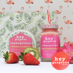 Cosmopolitan Body Scrub Bliss - Hey Gorgeous