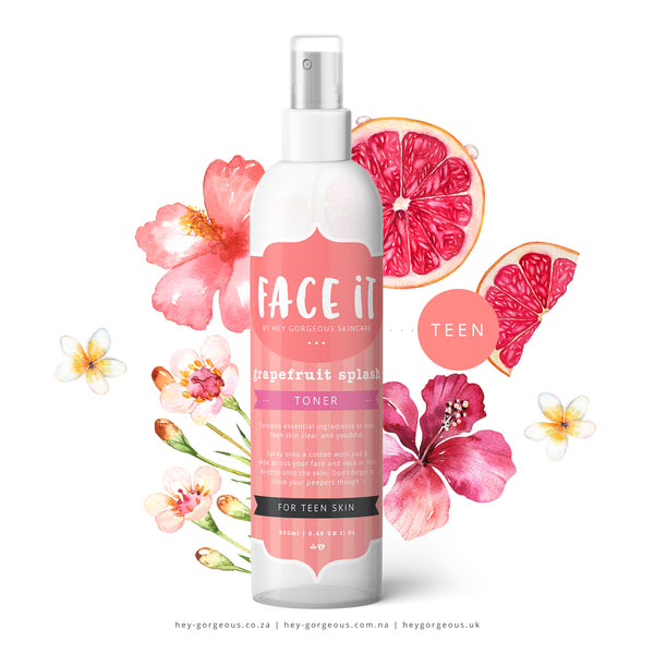 Face It Grapefruit Splash Toner