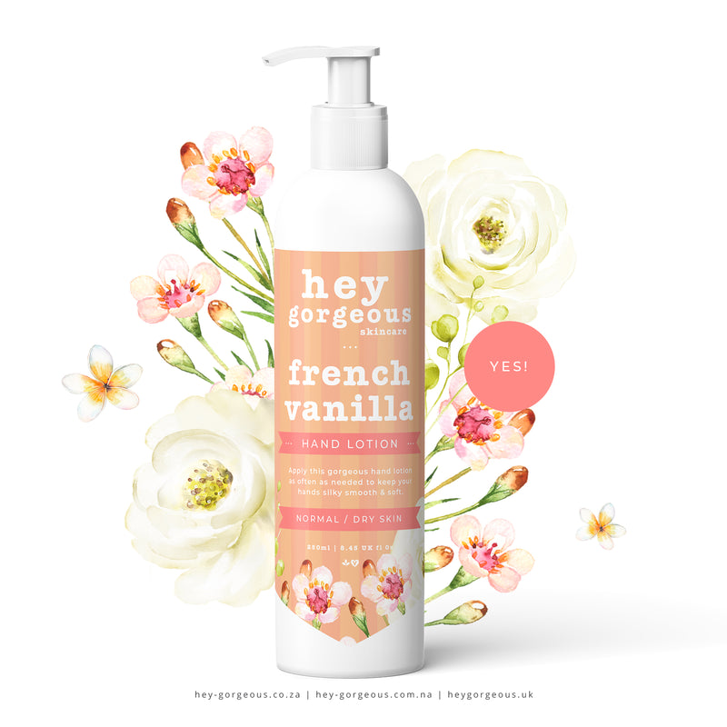 French Vanilla Hand Lotion