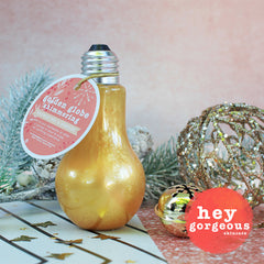 Golden Globe Shimmering Shower Gel & Bubbles