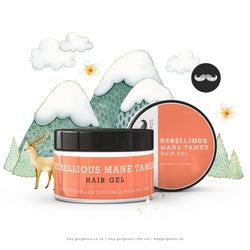 HG For Bros Rebellious Mane Taming Hair Gel