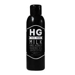 HG For Bros Milk & Honey Shaving Oil - Hey Gorgeous