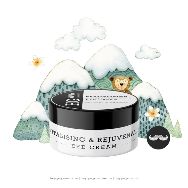 HG for Bros Revitalising Eye Cream
