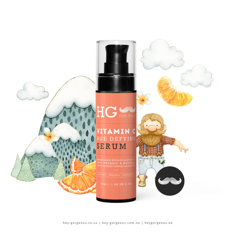 HG For Bros Vitamin C Serum
