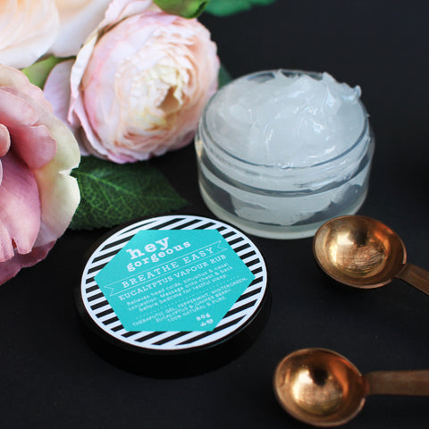 Breathe Easy Eucalyptus Vapour Rub