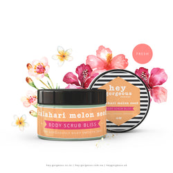 Kalahari Melon Seed Body Scrub Bliss
