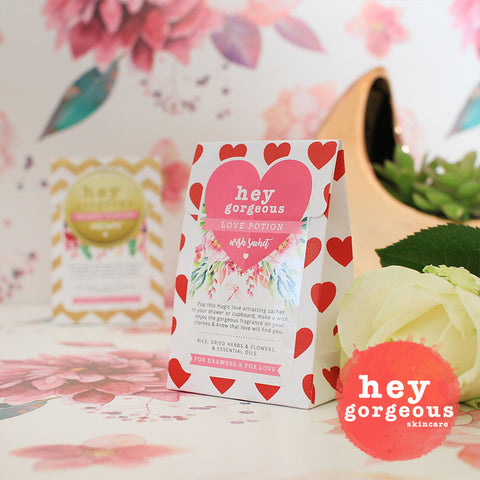 Love Potion Wish Sachet