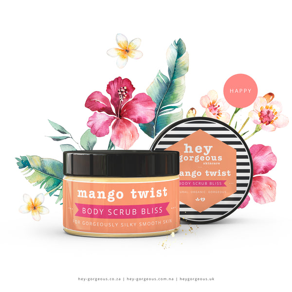 Mango Twist Body Scrub Bliss