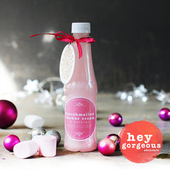 Marshmallow Shower Cream & Bubbles - Hey Gorgeous