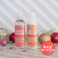 Merry Mango Shampoo & Conditioner - Hey Gorgeous