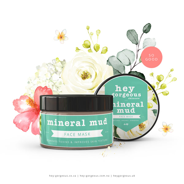 Mineral Mud Face & Body Mask