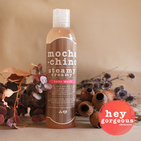 Mochachino Steamy Creamy Body Wash