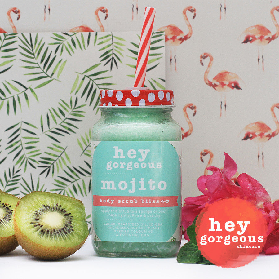 Mojito Body Scrub Bliss - Hey Gorgeous