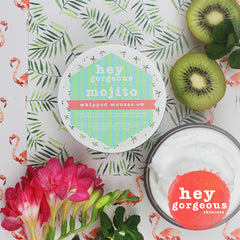 Mojito Whipped Mousse - Hey Gorgeous