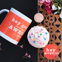 Mother's Day Mug & Cupcake Gift Set