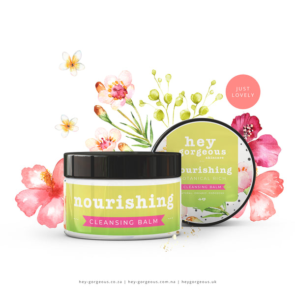 Nourishing Botanical Rich Cleansing Balm