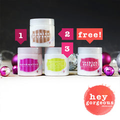 One Two Three Mousse Gift Set (SAVE R130) - Hey Gorgeous