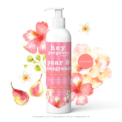 Pear & Pomegranate Hand Lotion
