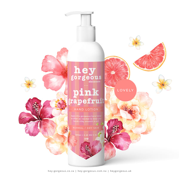 Pink Grapefruit Hand Lotion