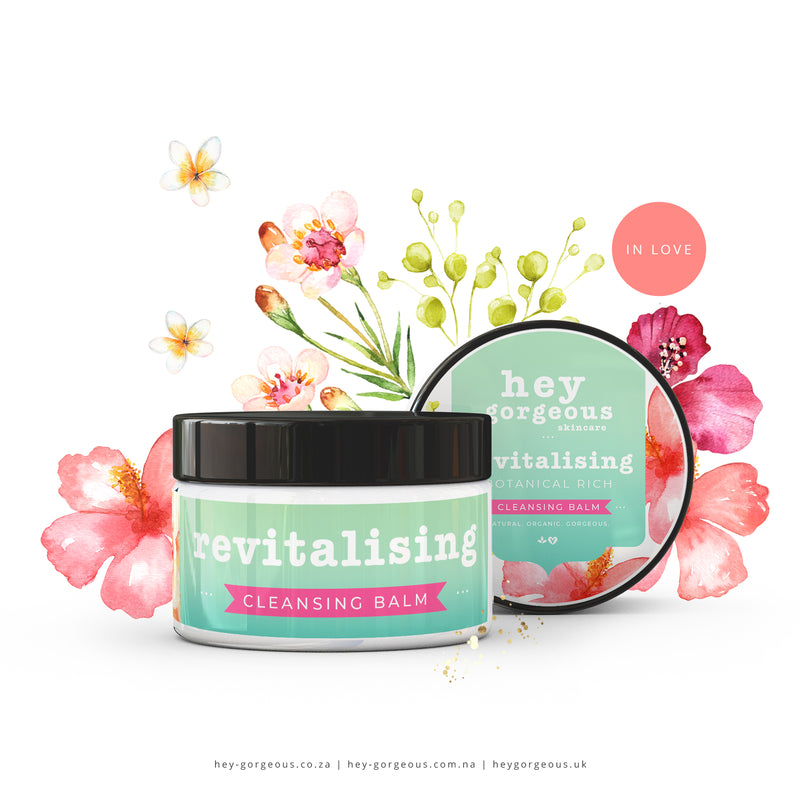 Revitalising Botanical Rich Cleansing Balm