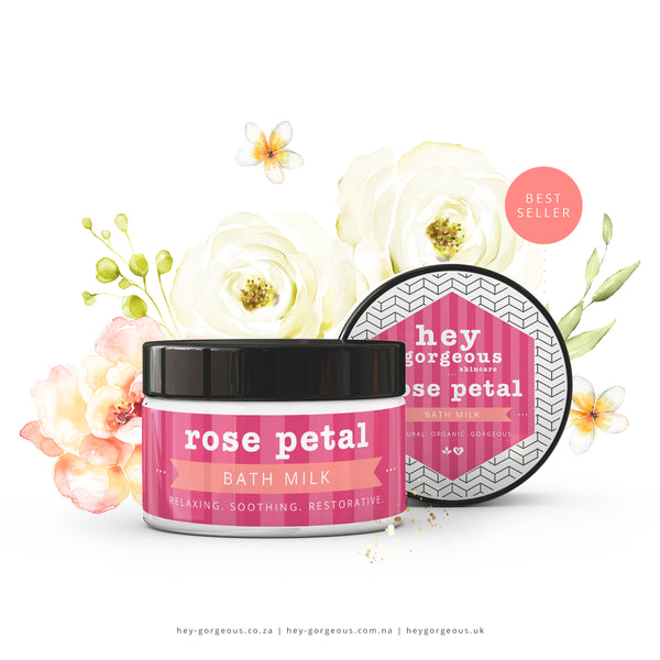 Rose Petal Bath Milk