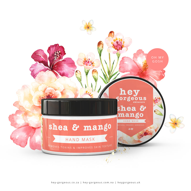 Shea & Mango Luxurious Hand Mask