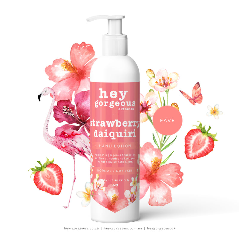 Strawberry Daiquiri Hand Lotion