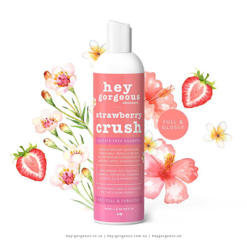 Strawberry Crush Shampoo