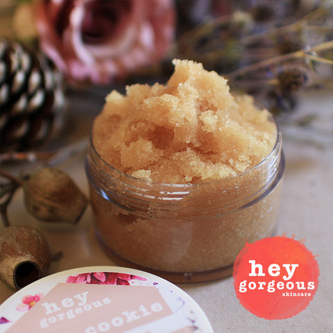 Sugar Cookie Body Scrub Bliss