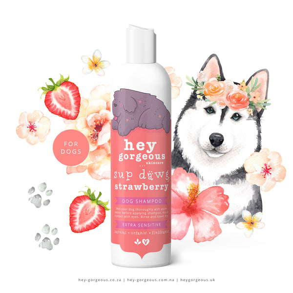 Sup Dawg Strawberry Dog & Pup Shampoo