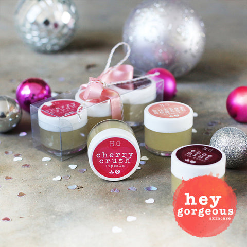 Tasty Lip Balm Trio