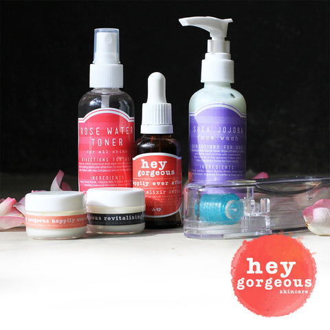 The Ultimate Hey Gorgeous Age Defying Skincare Kit