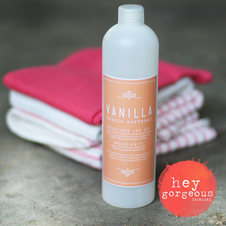 Vanilla Fabric Softener