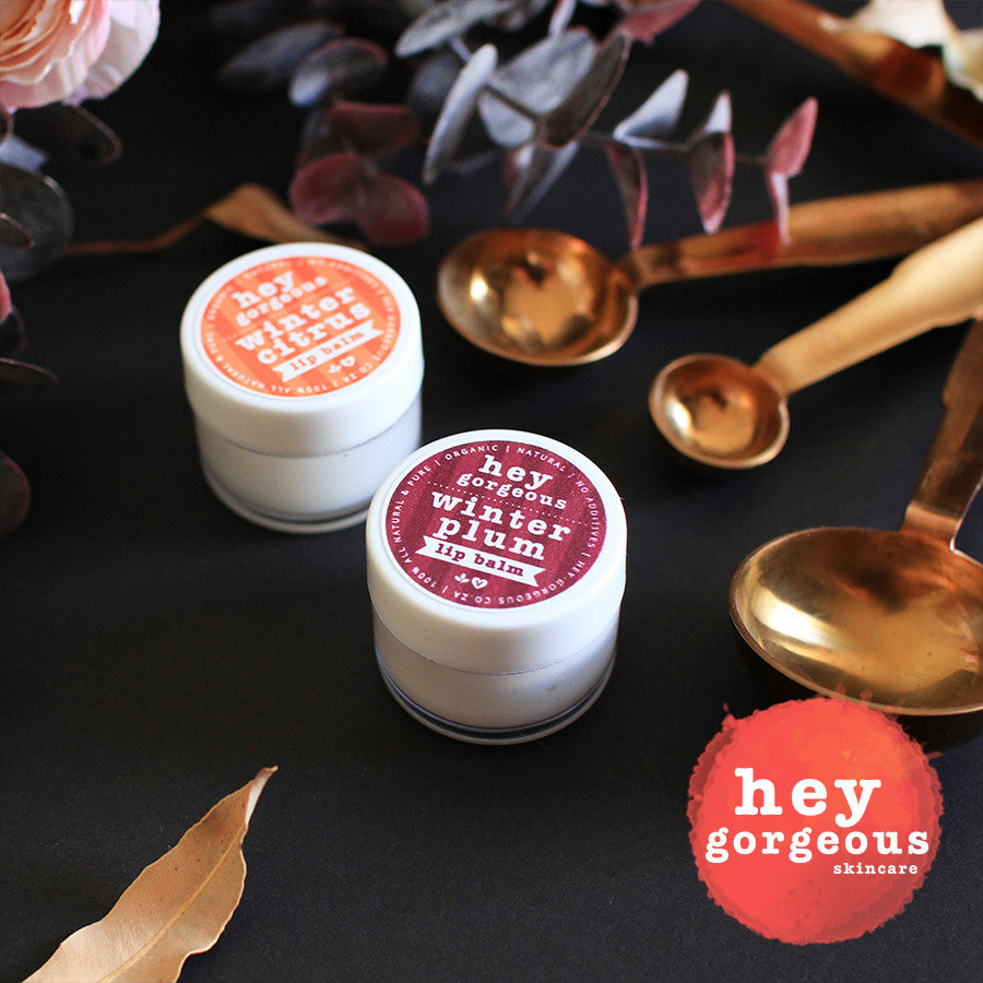 Winter Plum Lip Balm - Hey Gorgeous