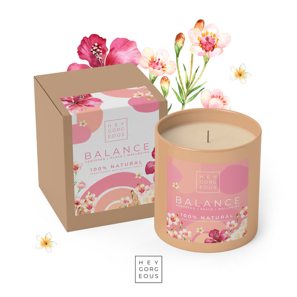 Balance Massage Candle
