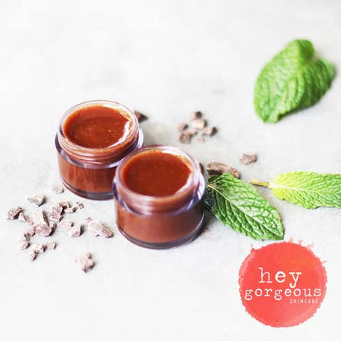Chocolate Mint All Natural Lip Balm