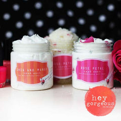 Rose Petal Luxurious Hand Soak - Hey Gorgeous