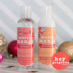 Merry Mango Shampoo & Conditioner