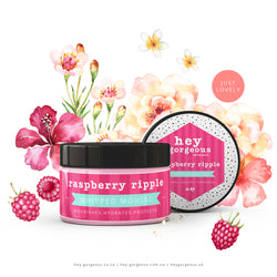 Raspberry Ripple Whipped Mousse or Body Butter