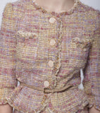 Mademoiselle Bouclé Tweed Jacket